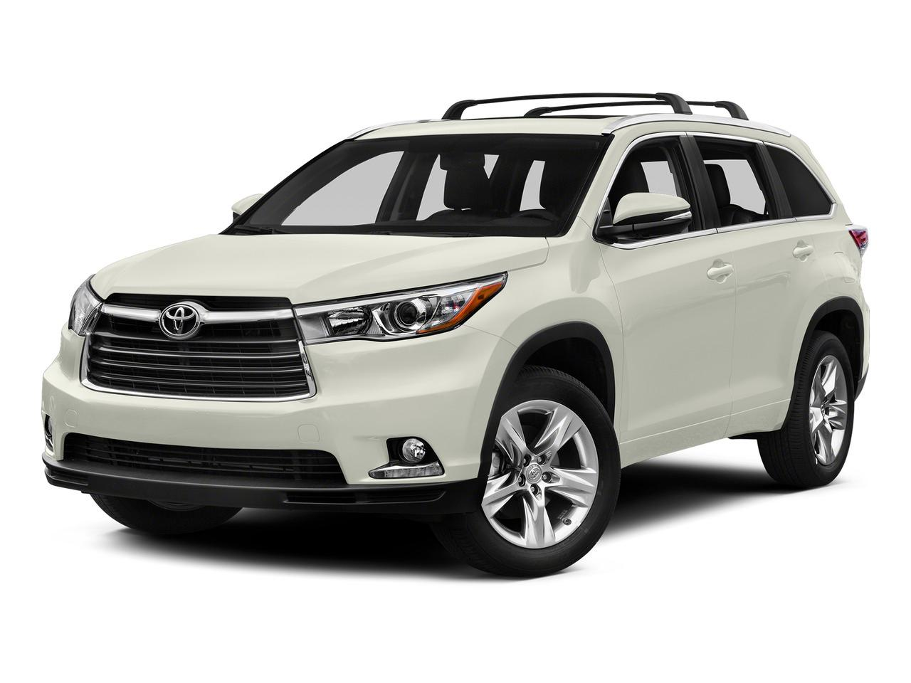 2015 Toyota Highlander Vehicle Photo in Richmond, TX 77469
