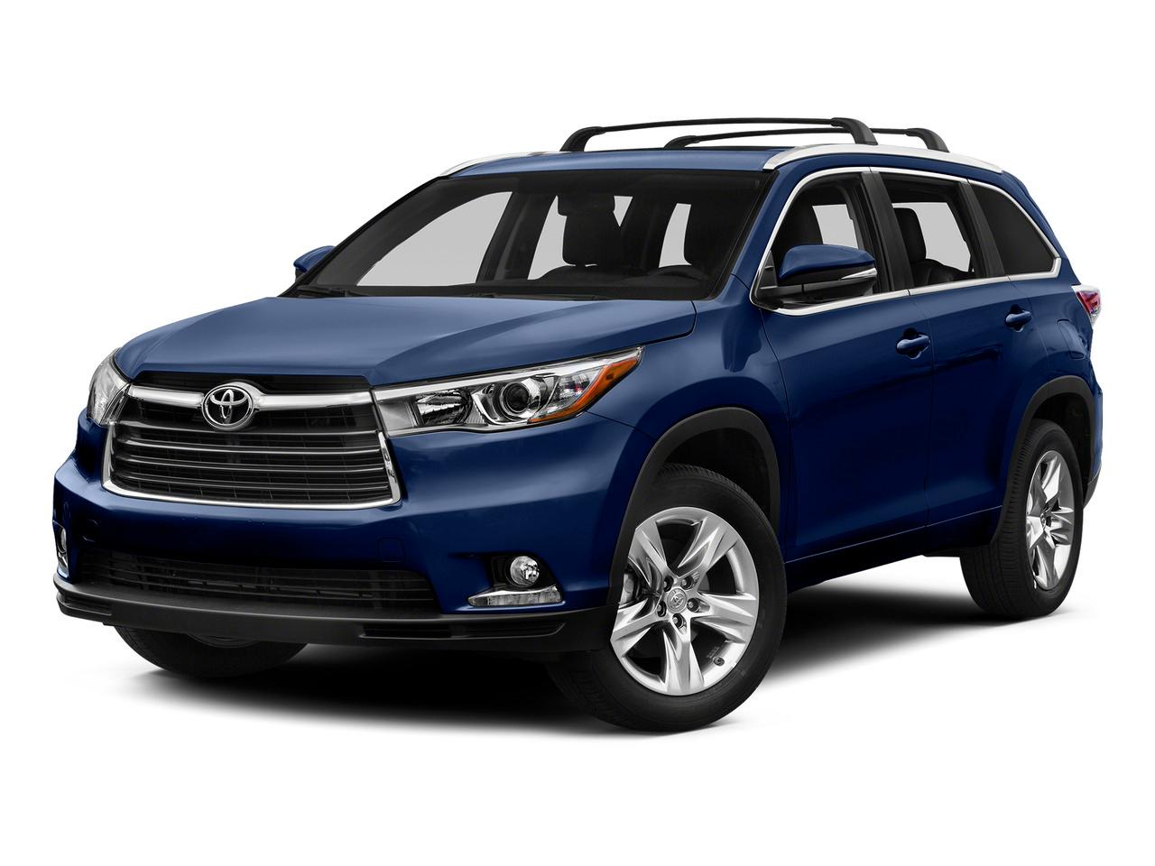 2015 Toyota Highlander Vehicle Photo in Greensboro, NC 27405