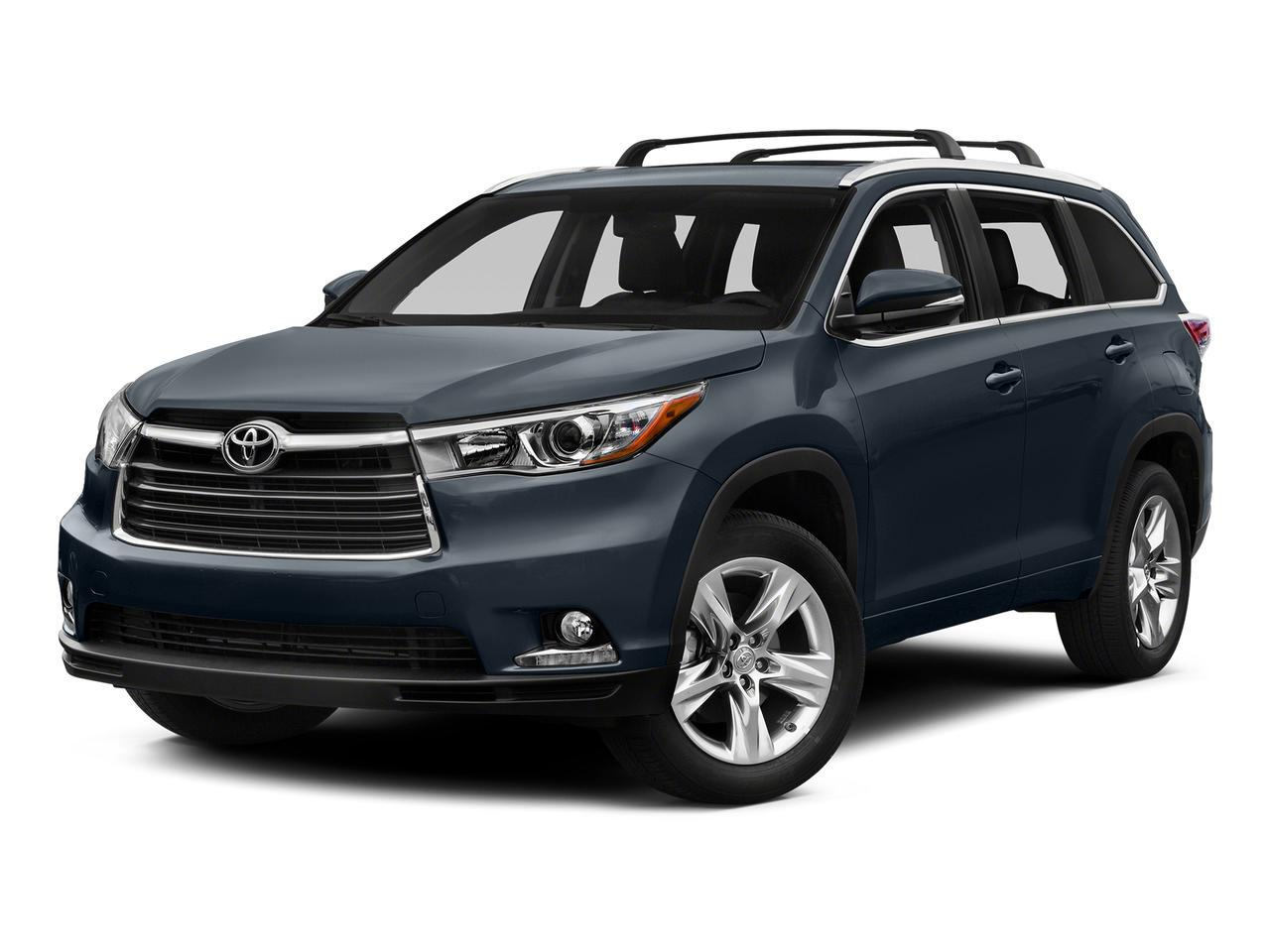 2015 Toyota Highlander Vehicle Photo in Portland, OR 97225