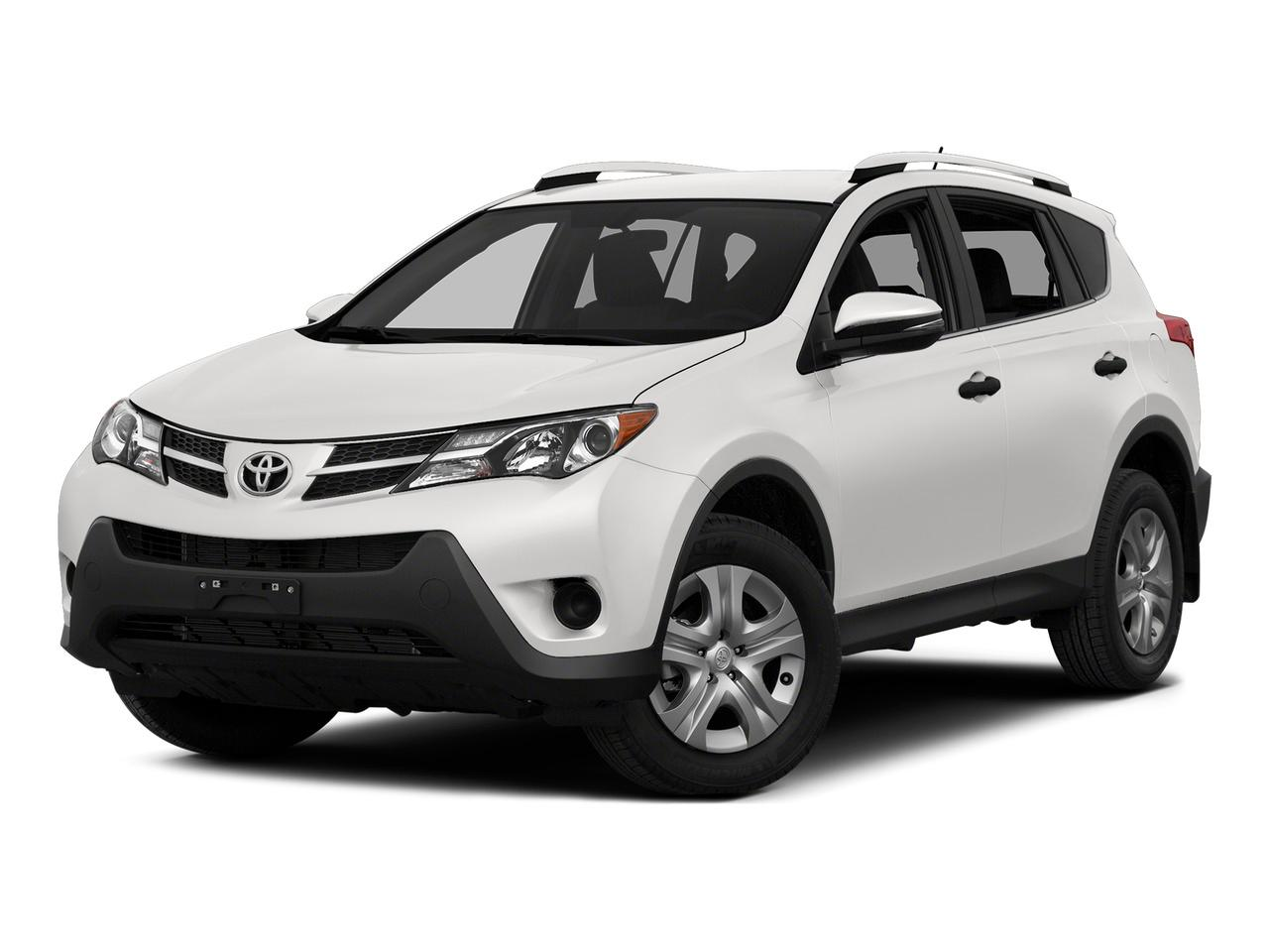 2015 Toyota RAV4 Vehicle Photo in San Angelo, TX 76903