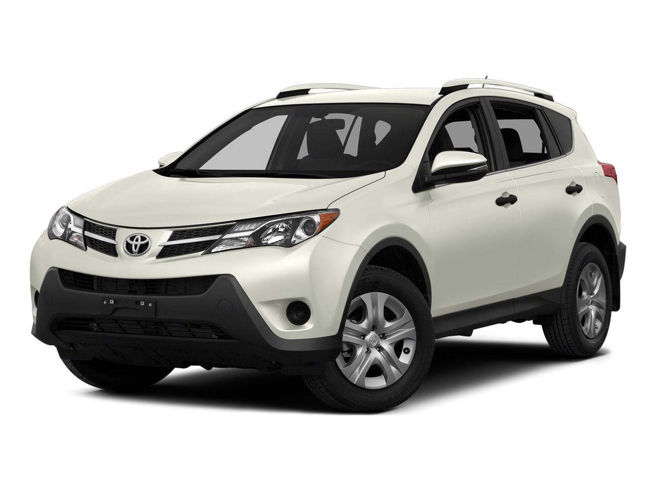 2015 Toyota RAV4 Vehicle Photo in San Antonio, TX 78257