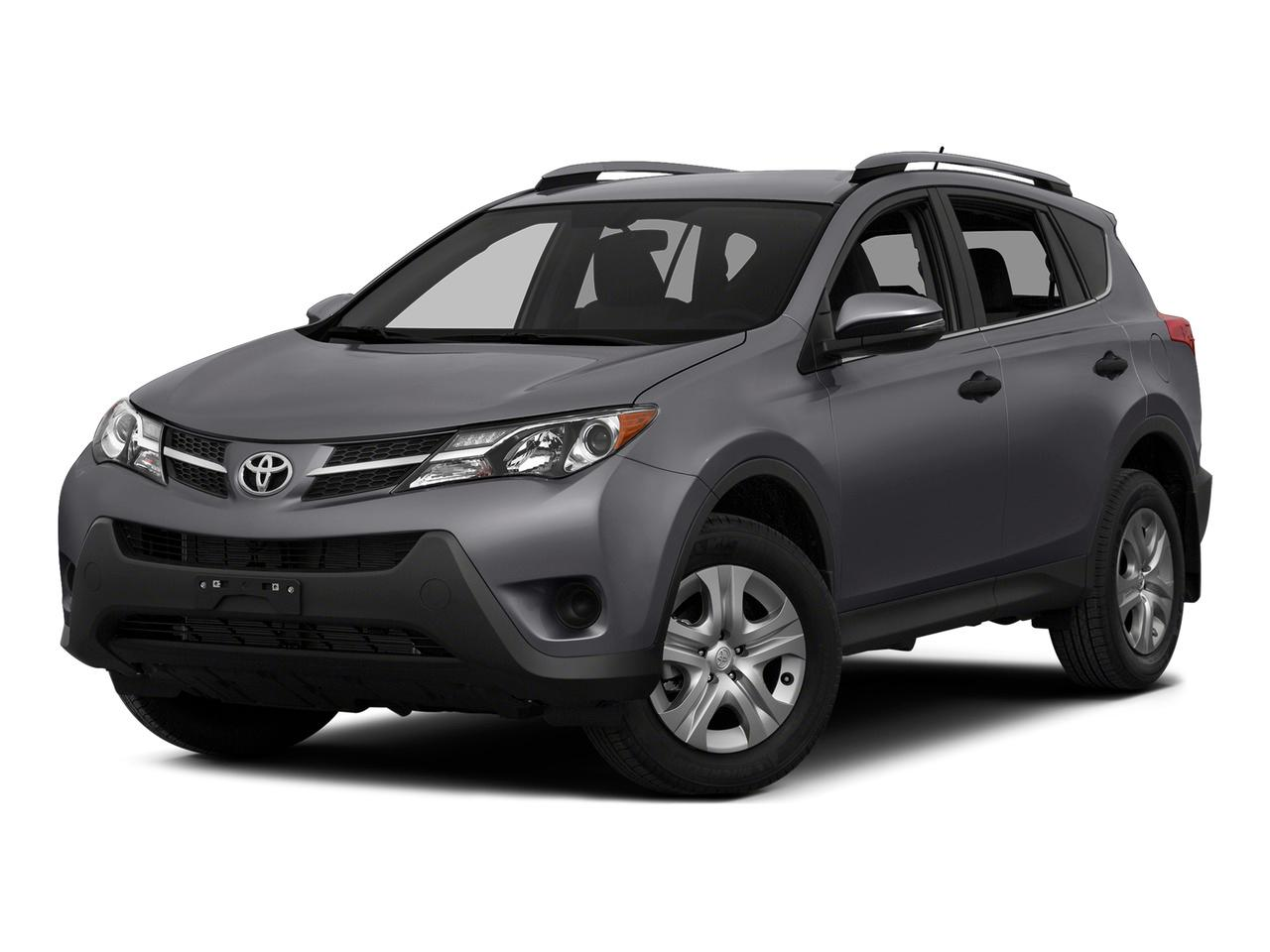 2015 Toyota RAV4 Vehicle Photo in Leominster, MA 01453