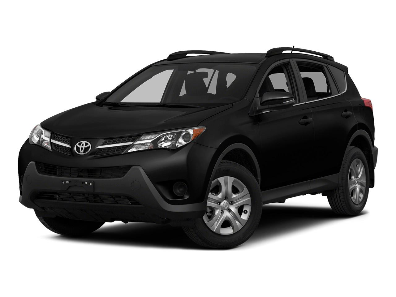 2015 Toyota RAV4 Vehicle Photo in San Antonio, TX 78238