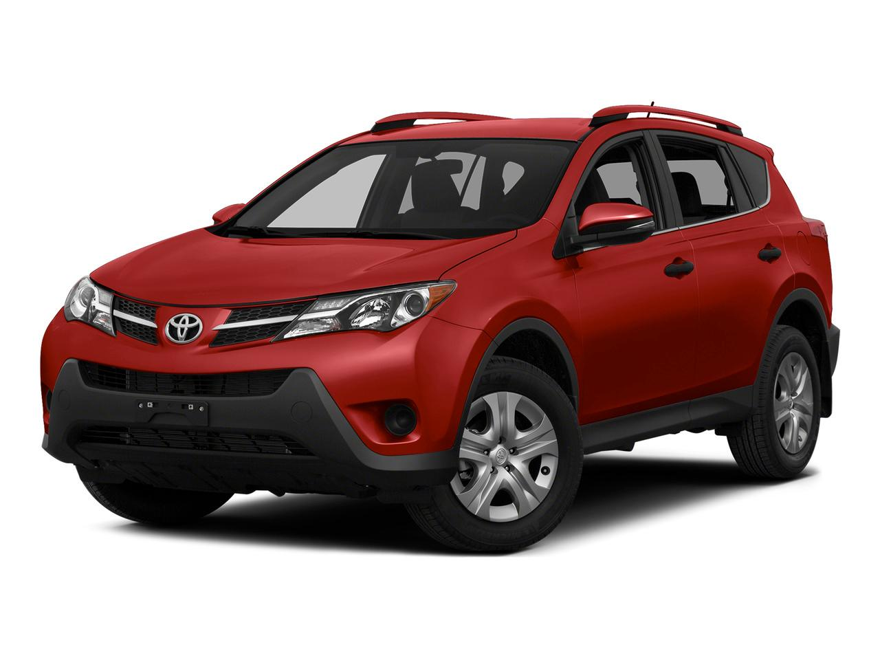 2015 Toyota RAV4 Vehicle Photo in Owensboro, KY 42303