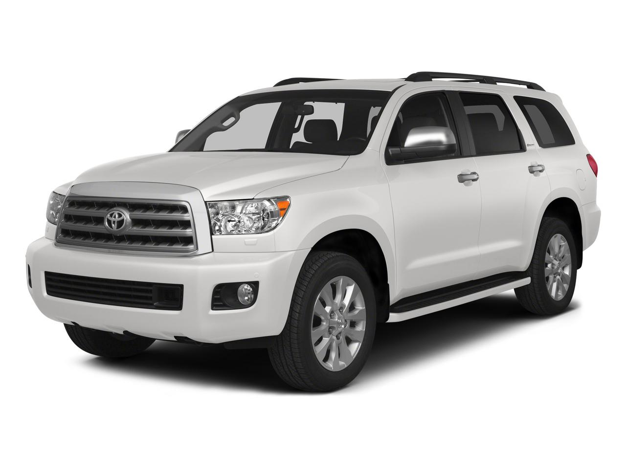 2015 Toyota Sequoia Vehicle Photo in DULUTH, GA 30096