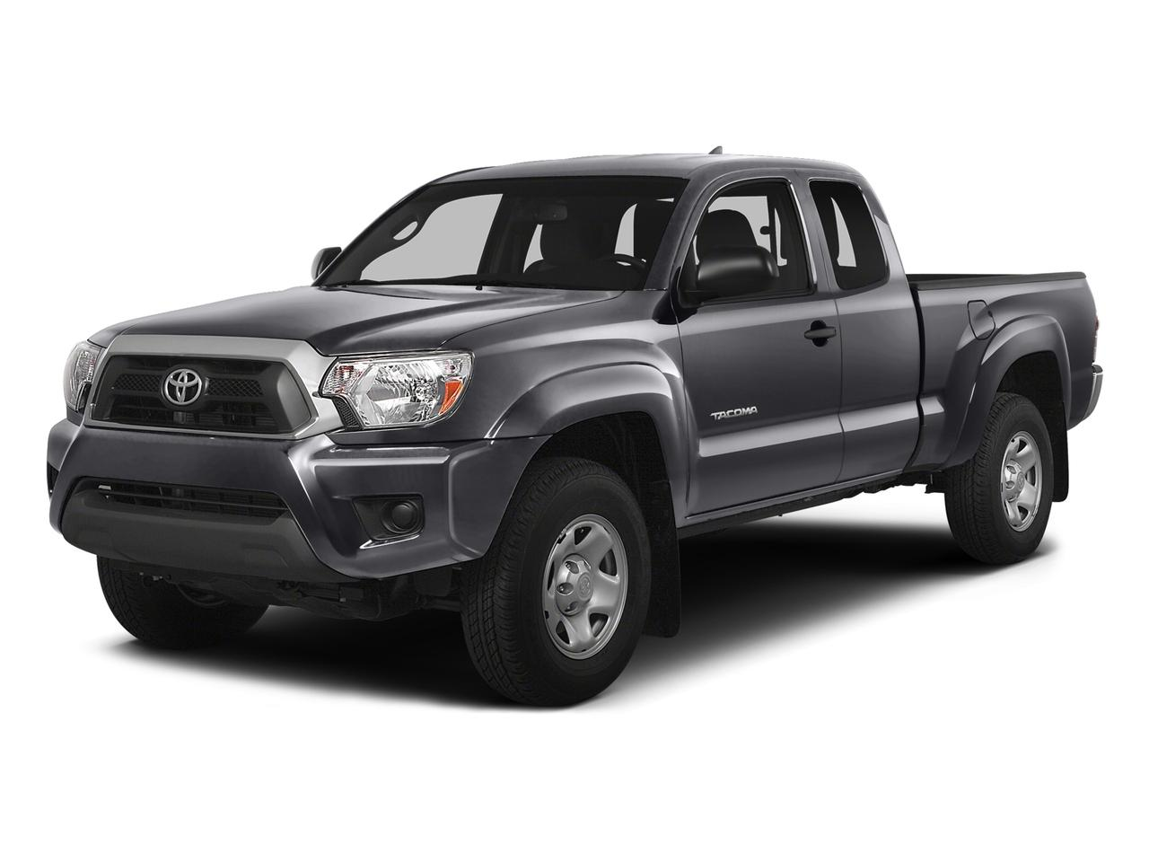 2015 Toyota Tacoma Vehicle Photo in Baton Rouge, LA 70809
