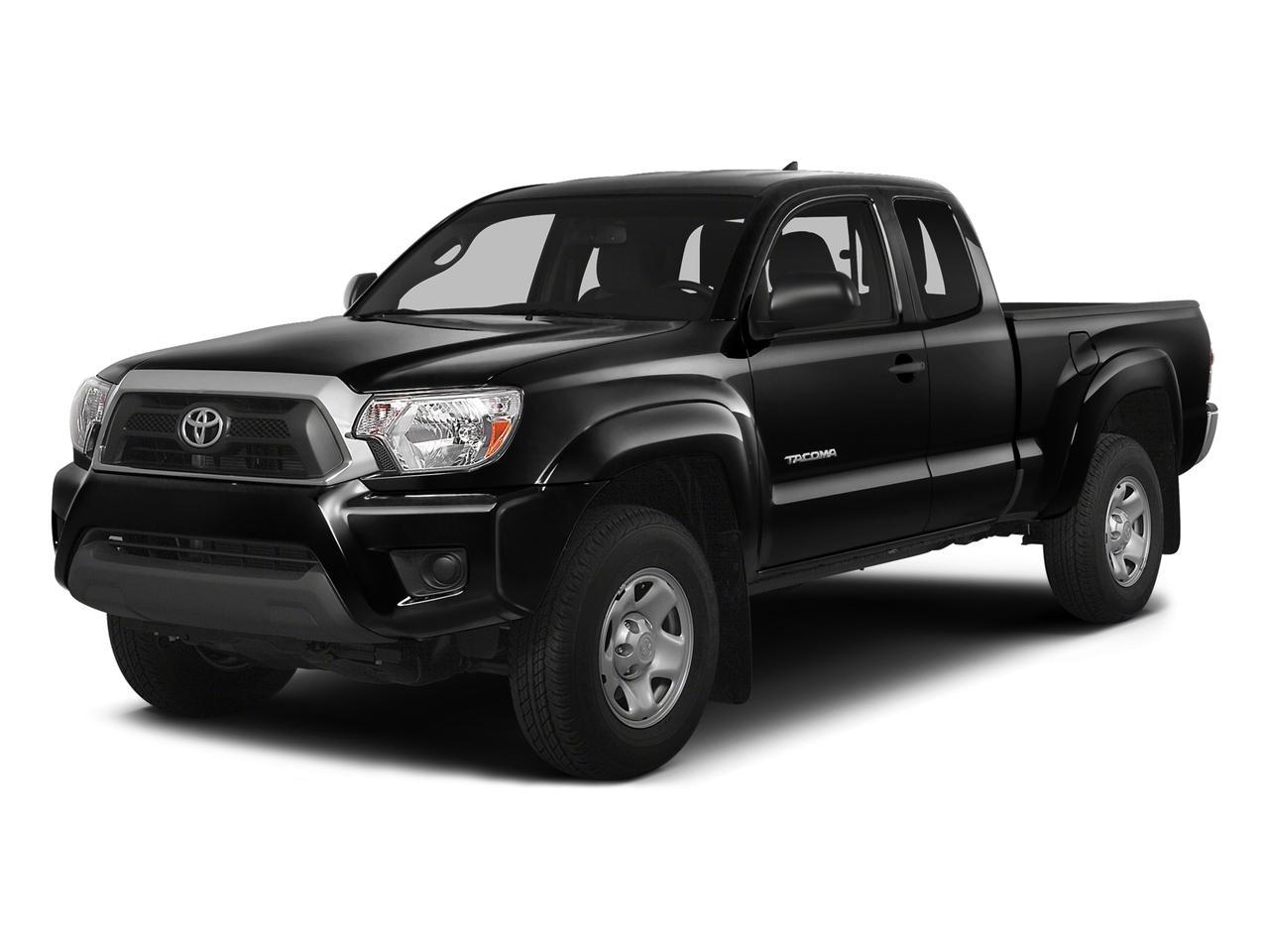 2015 Toyota Tacoma Vehicle Photo in Austin, TX 78759