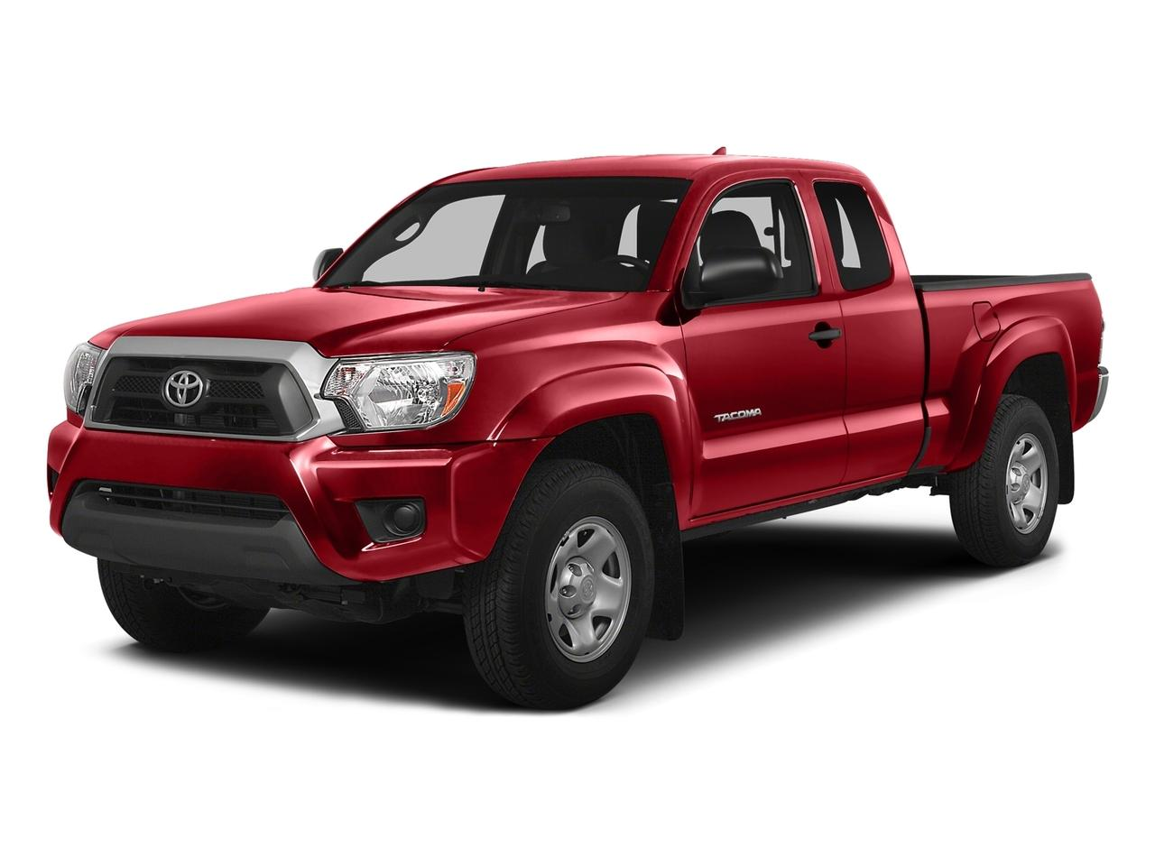 2015 Toyota Tacoma Vehicle Photo in Danbury, CT 06810