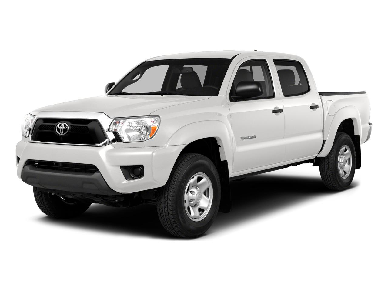2015 Toyota Tacoma Vehicle Photo in Norwich, NY 13815