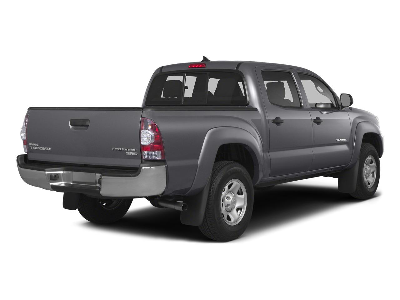 Magnetic Gray Metallic 2015 Toyota Tacoma PreRunner (with ...