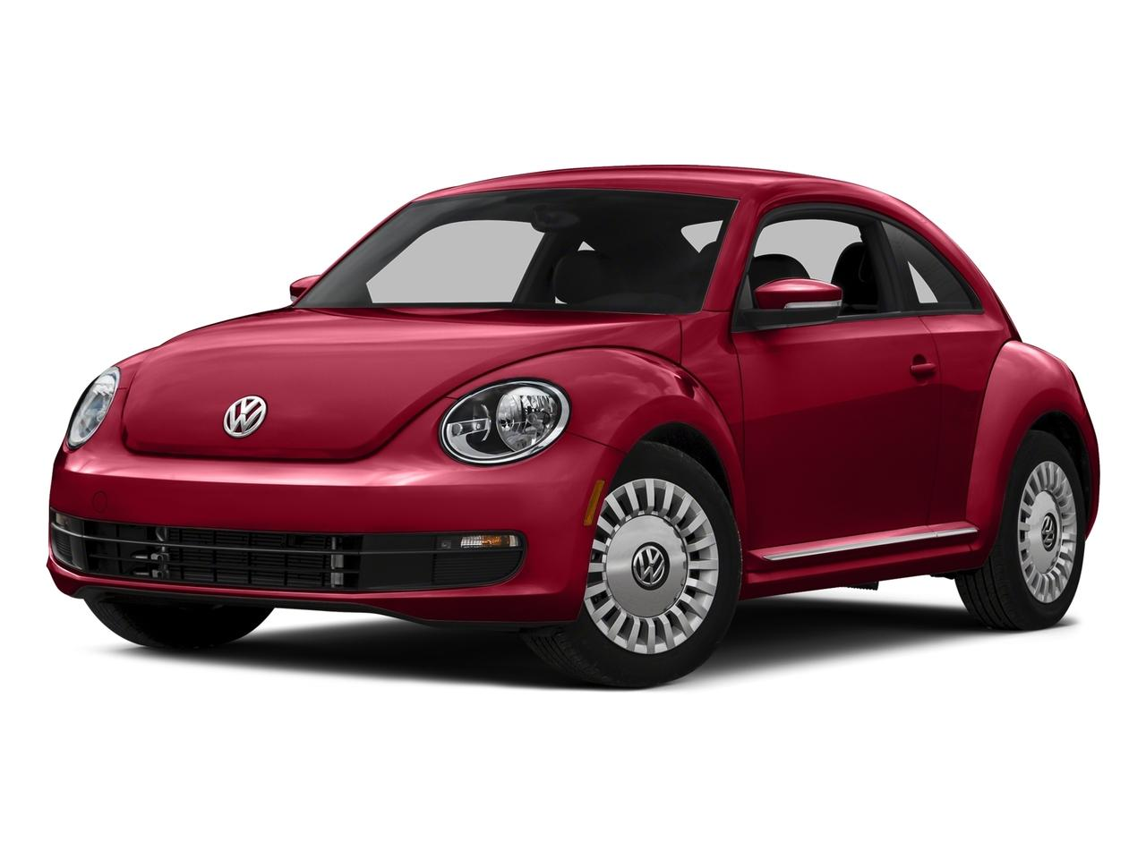2015 Volkswagen Beetle Coupe Vehicle Photo in Austin, TX 78759