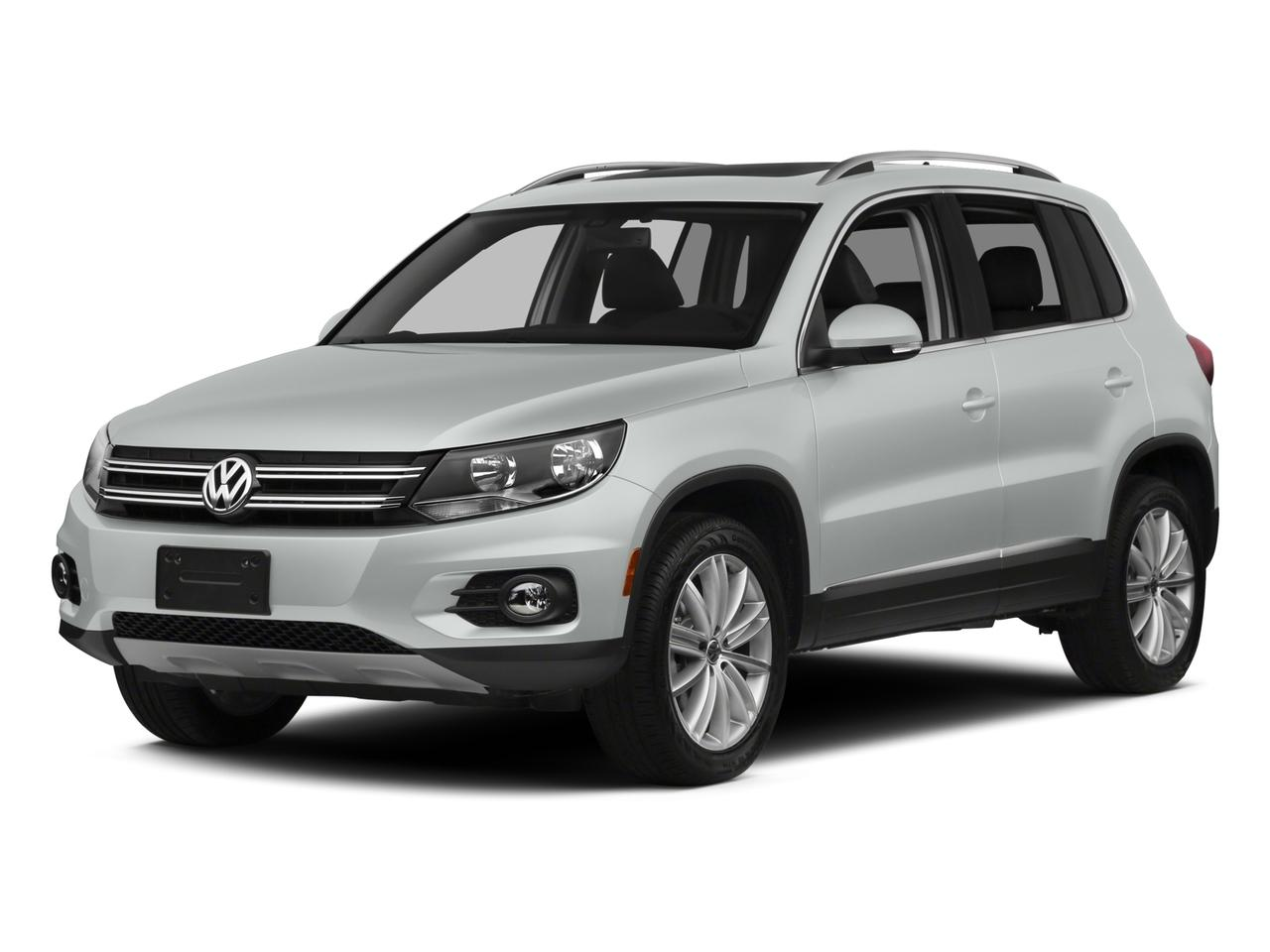 2015 Volkswagen Tiguan Vehicle Photo in Houston, TX 77546