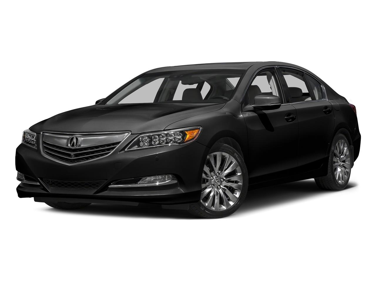 2016 Acura RLX Vehicle Photo in San Angelo, TX 76901