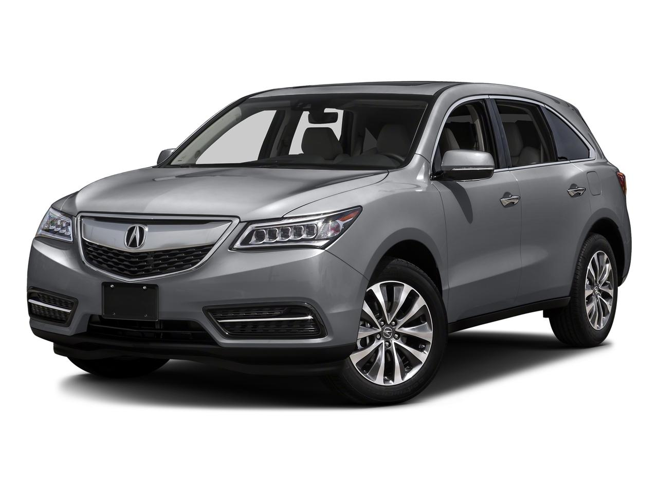 2016 Acura MDX Vehicle Photo in Portland, OR 97225