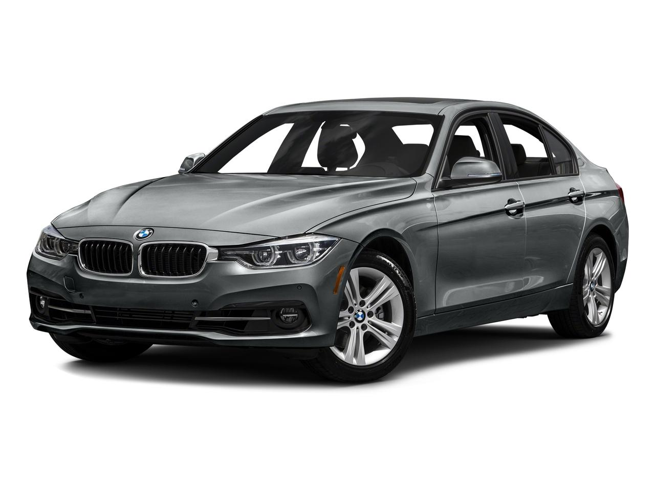 2016 BMW 328i xDrive Vehicle Photo in Pleasanton, CA 94588