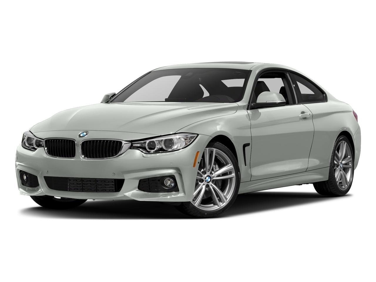 2016 BMW 435i Vehicle Photo in Charleston, SC 29407