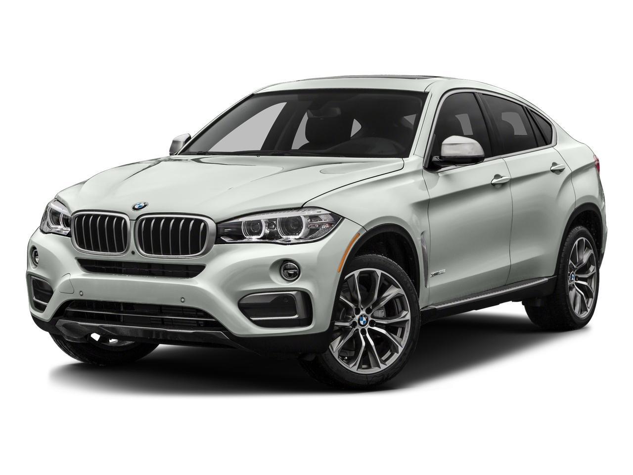 2016 BMW X6 xDrive35i Vehicle Photo in Temple, TX 76502