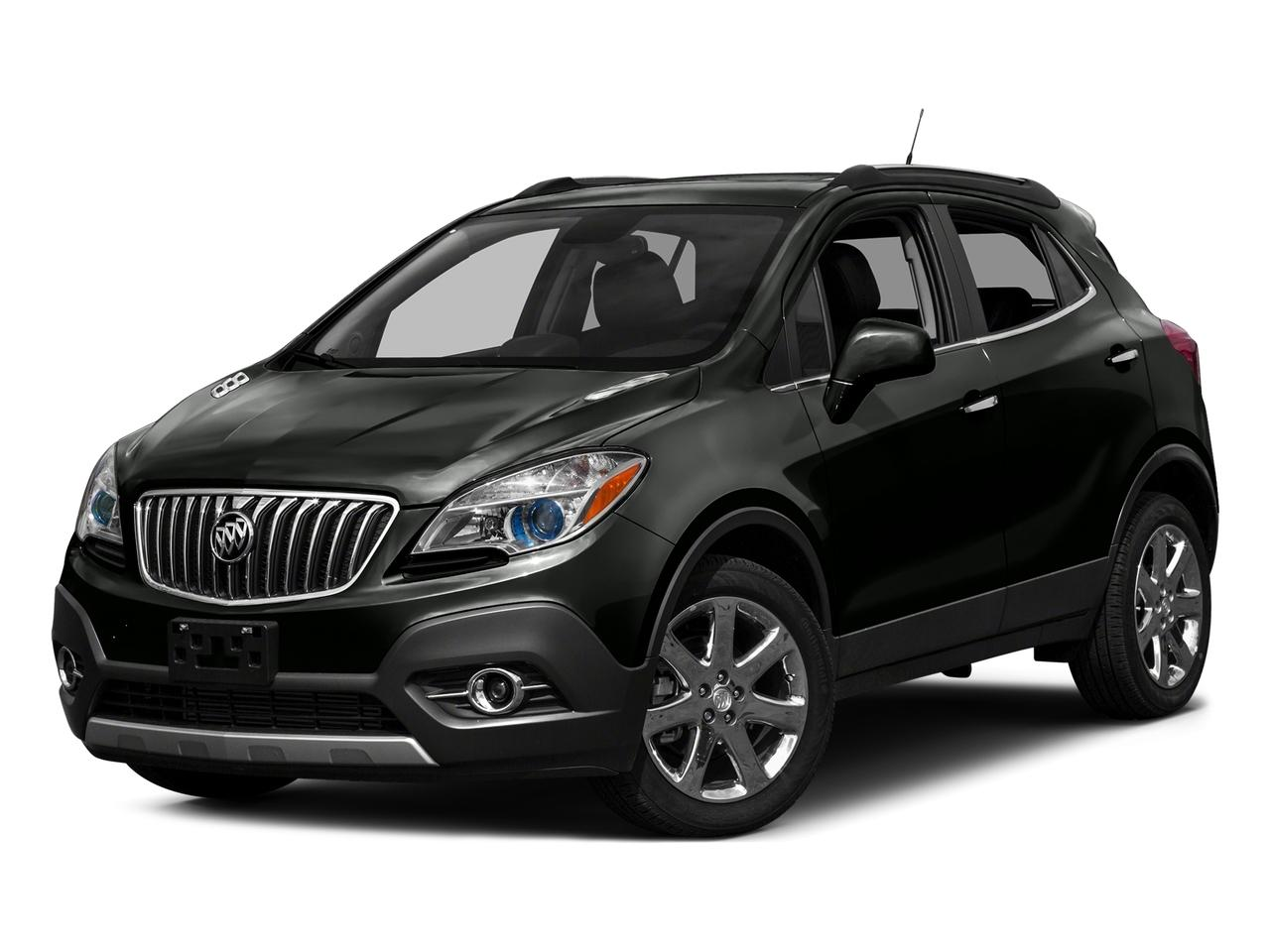2016 Buick Encore Vehicle Photo in Gulfport, MS 39503