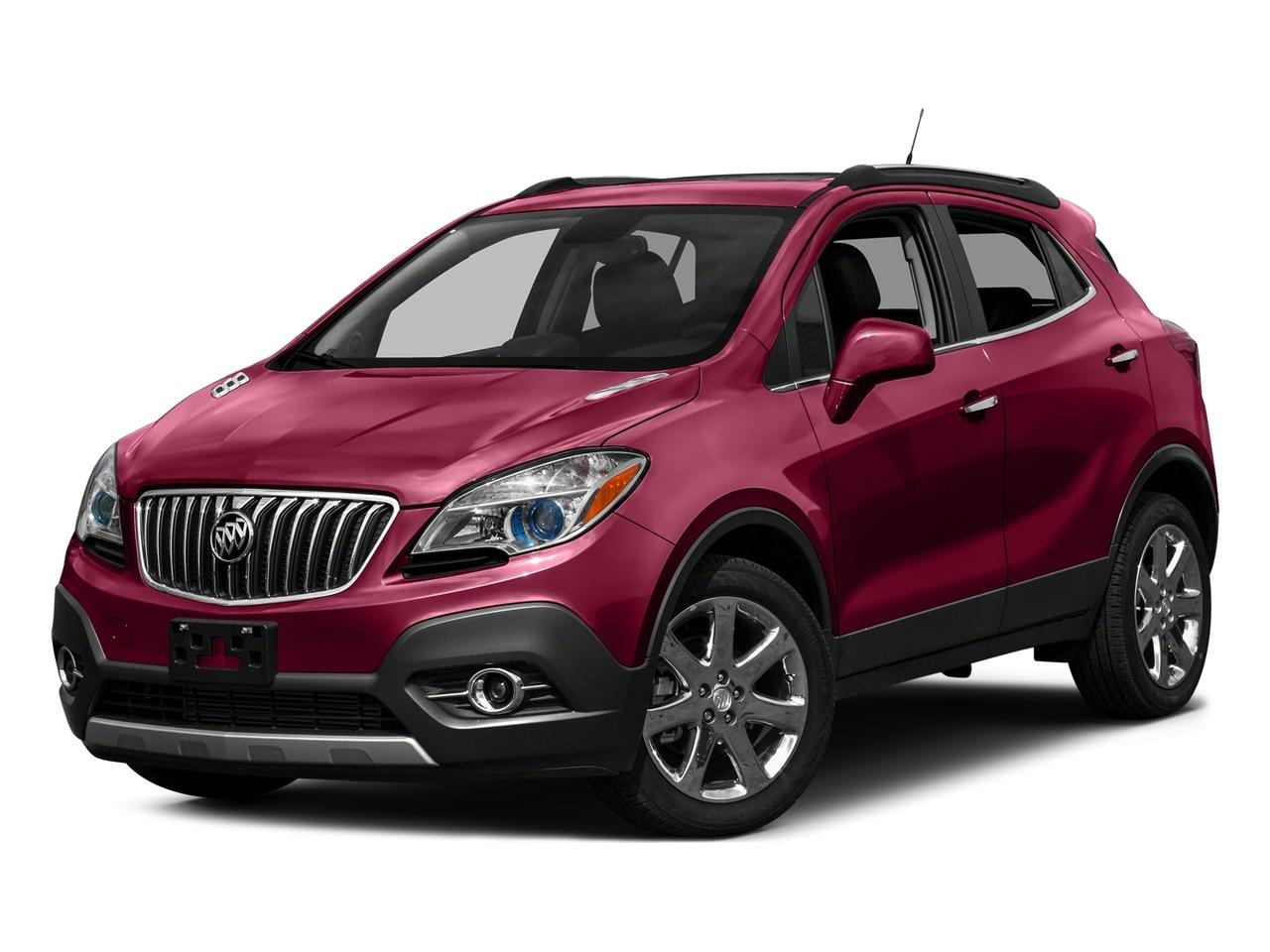 2016 Buick Encore Vehicle Photo in Burlington, WI 53105