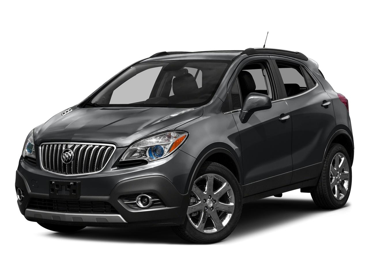 2016 Buick Encore Vehicle Photo in Rosenberg, TX 77471