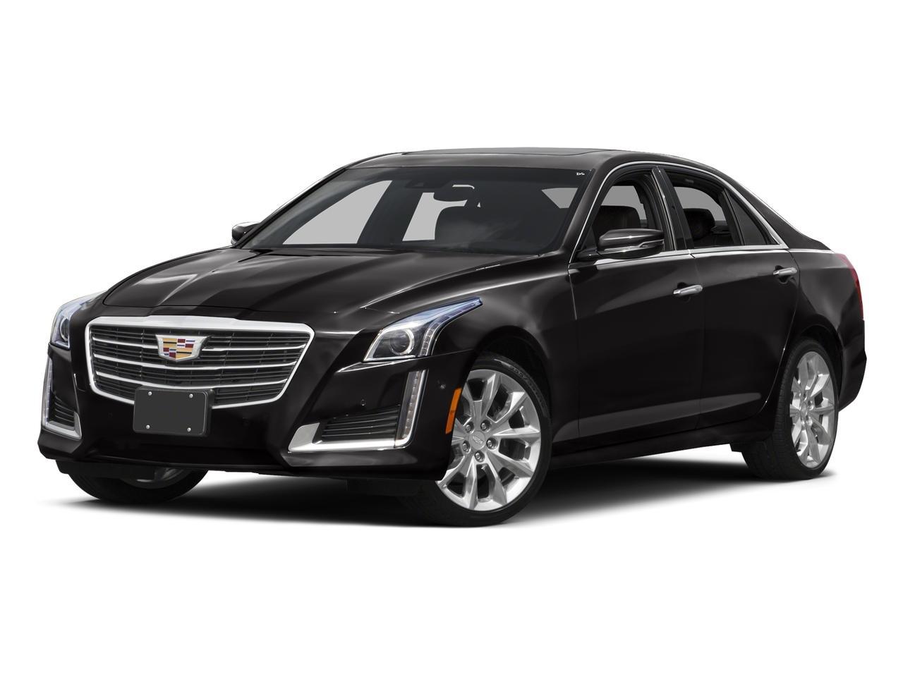 2016 Cadillac CTS Sedan Vehicle Photo in Ocala, FL 34474