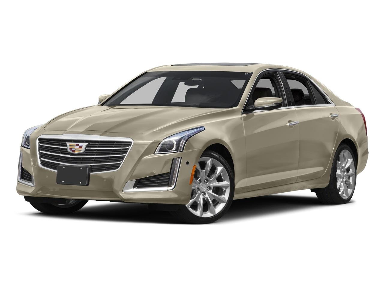 2016 Cadillac CTS Sedan Vehicle Photo in Gainesville, GA 30504