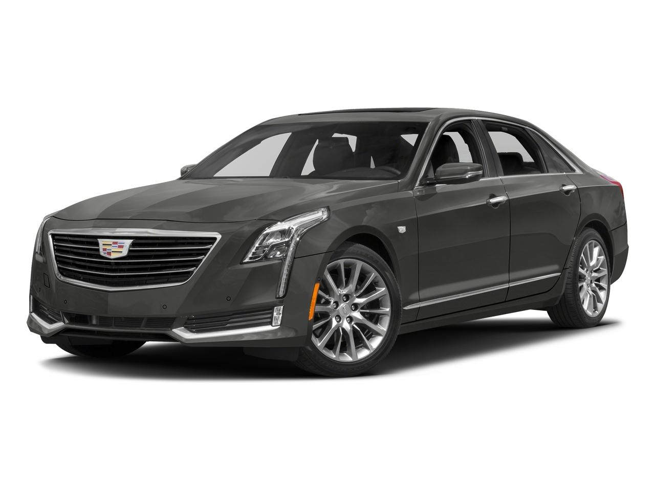 2016 Cadillac CT6 Vehicle Photo in Portland, OR 97225