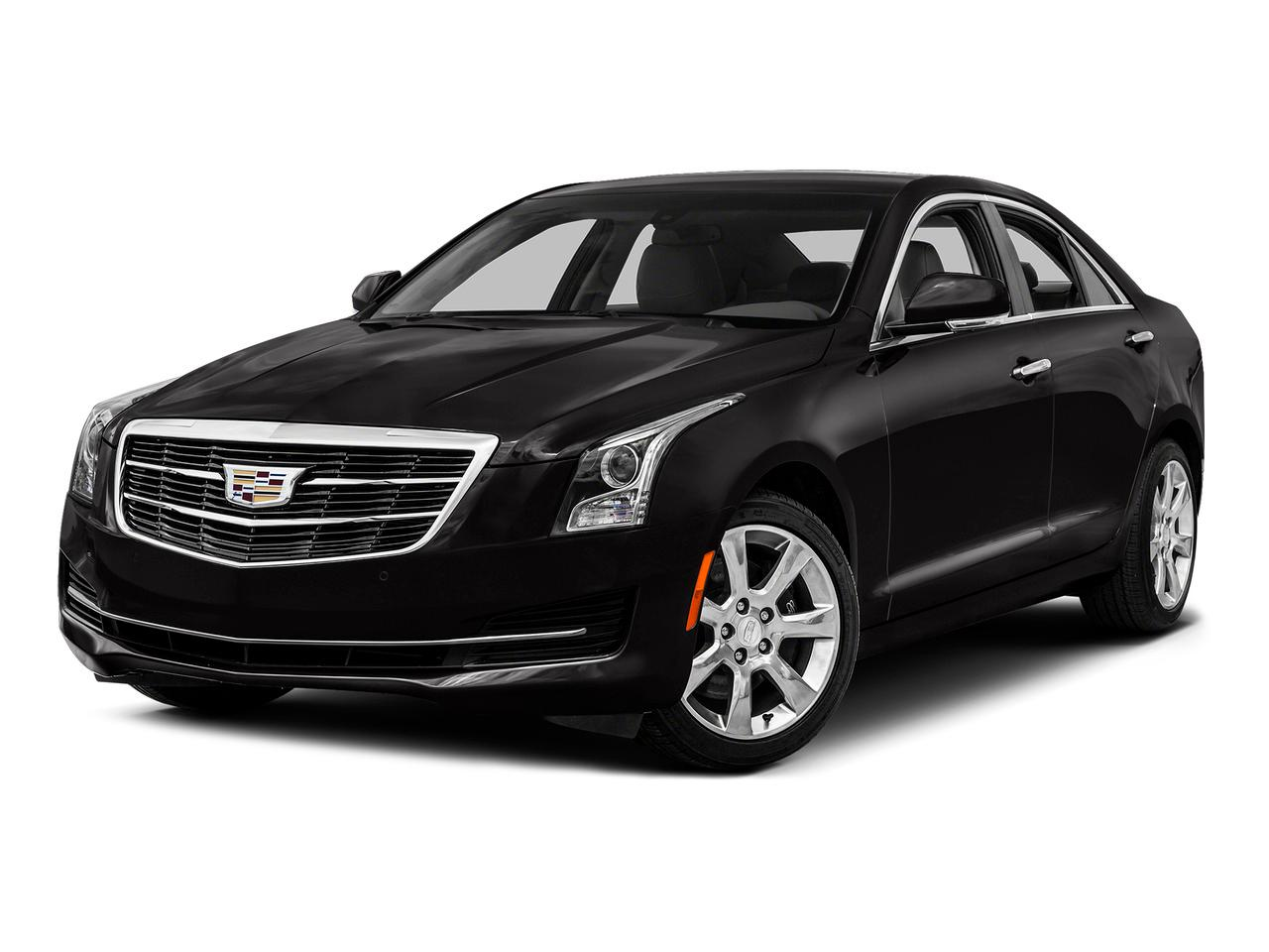 2016 Cadillac ATS Sedan Vehicle Photo in Westlake, OH 44145