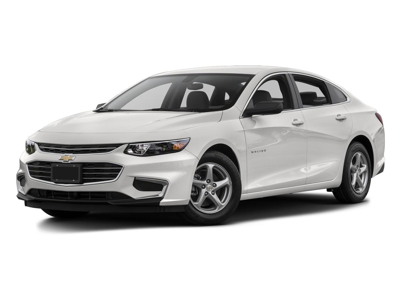 2016 Chevrolet Malibu Vehicle Photo in Elyria, OH 44035