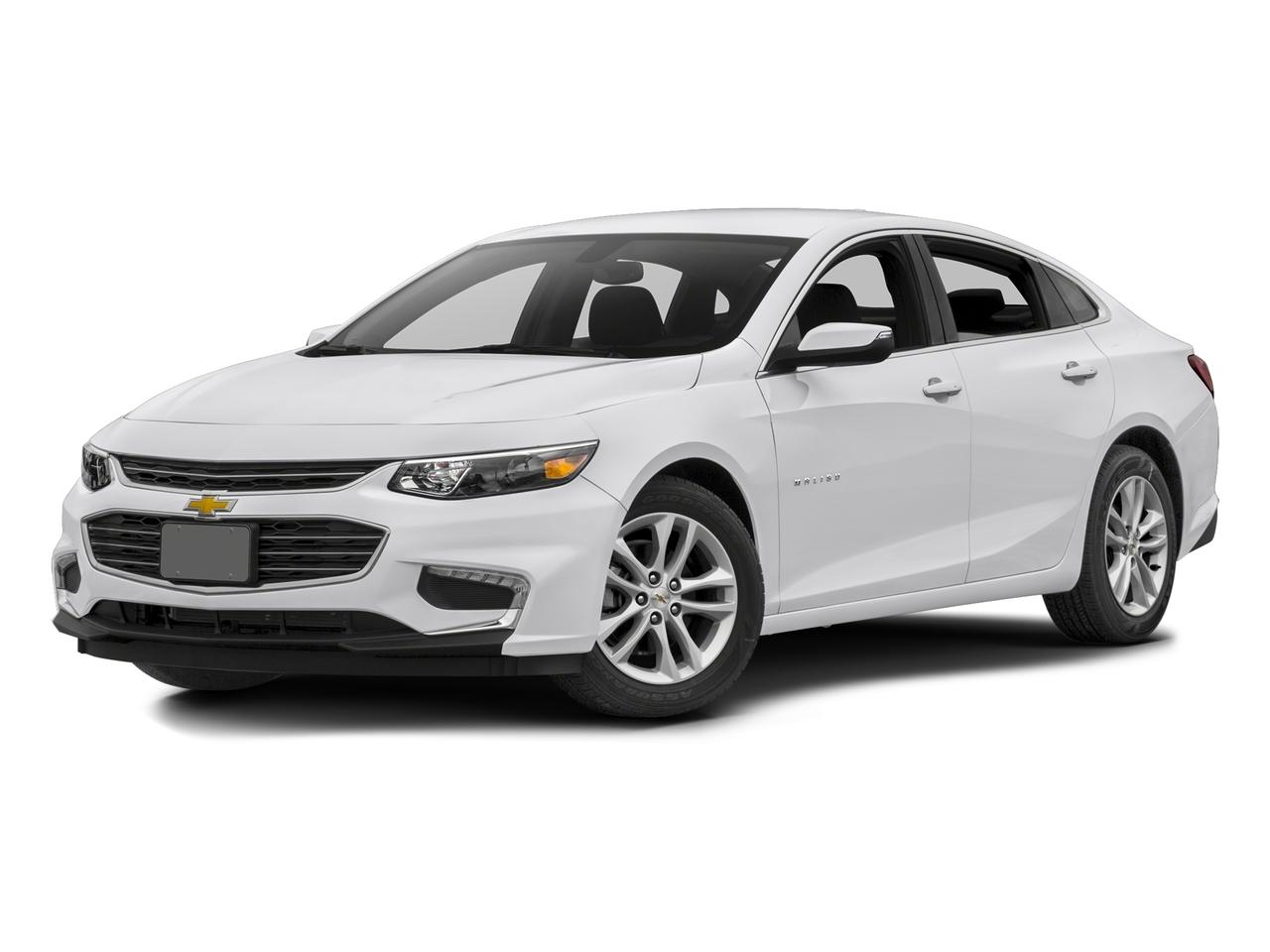2016 Chevrolet Malibu Vehicle Photo in Durham, NC 27713