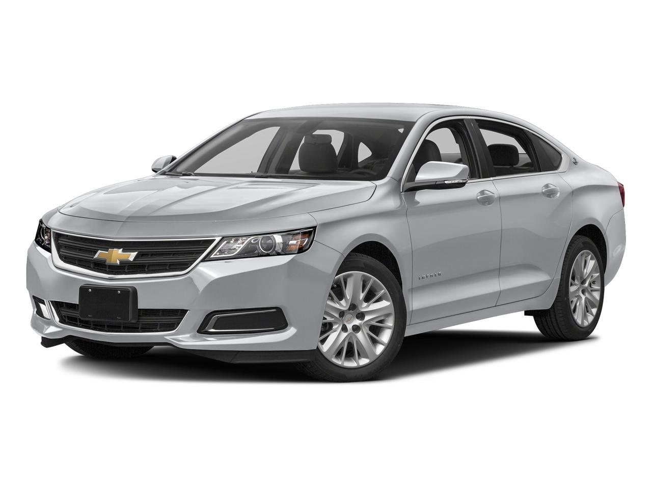 2016 Chevrolet Impala Vehicle Photo in Joliet, IL 60586