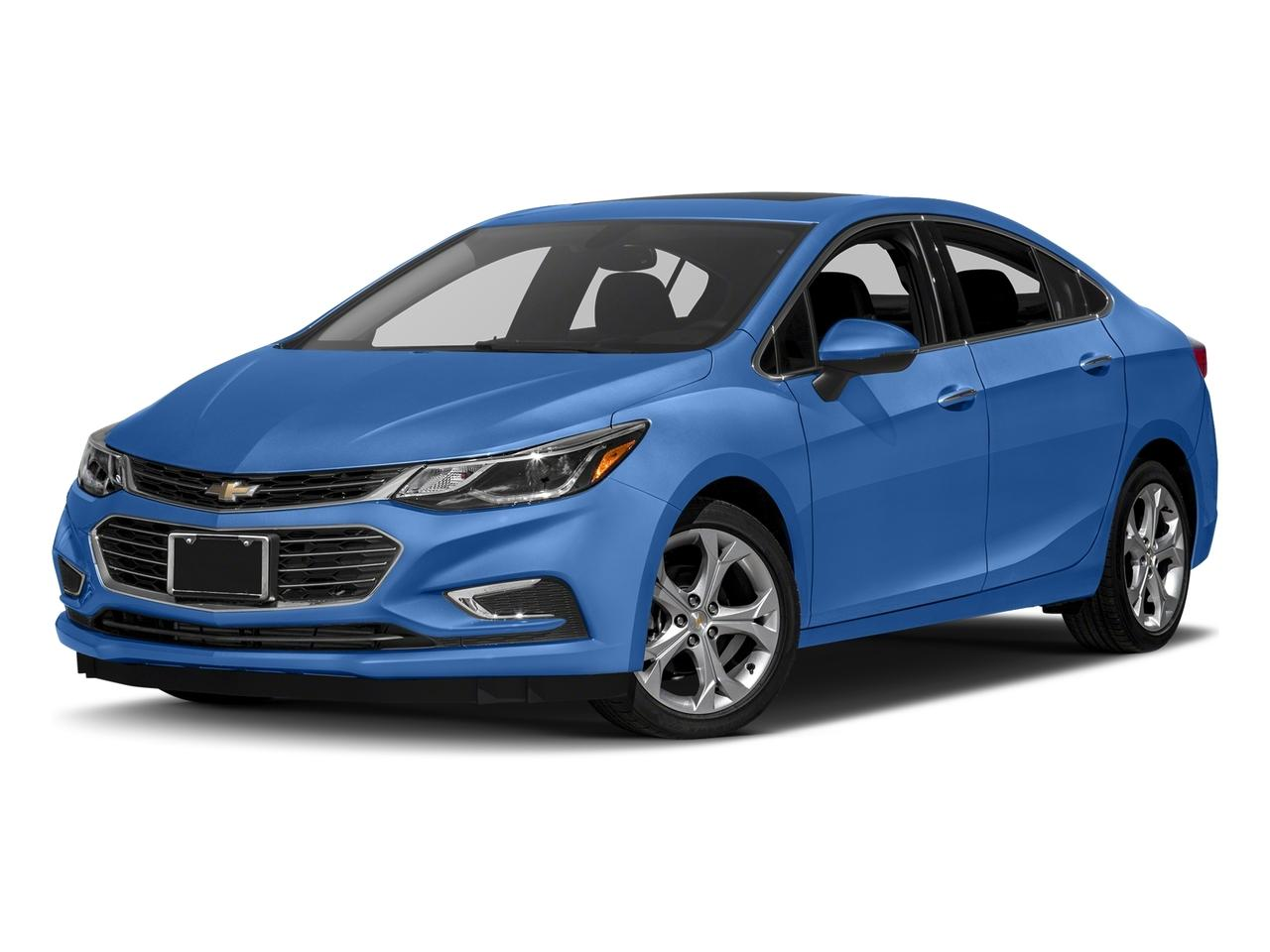 2016 Chevrolet Cruze Vehicle Photo in Plainfield, IL 60586