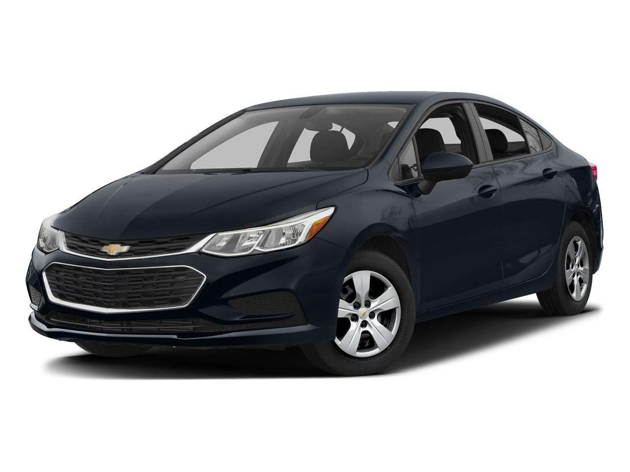 2016 Chevrolet Cruze Vehicle Photo in Odessa, TX 79762