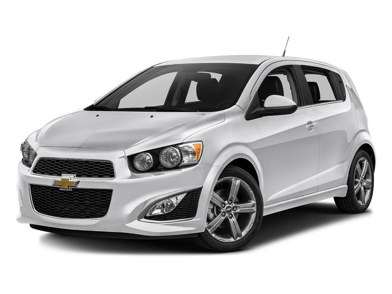 2016 Chevrolet Sonic Vehicle Photo in Tulsa, OK 74133
