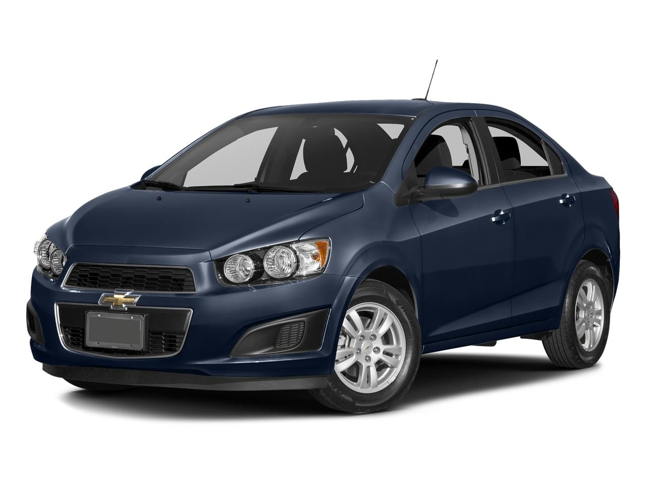 2016 Chevrolet Sonic Vehicle Photo in Plainfield, IL 60586