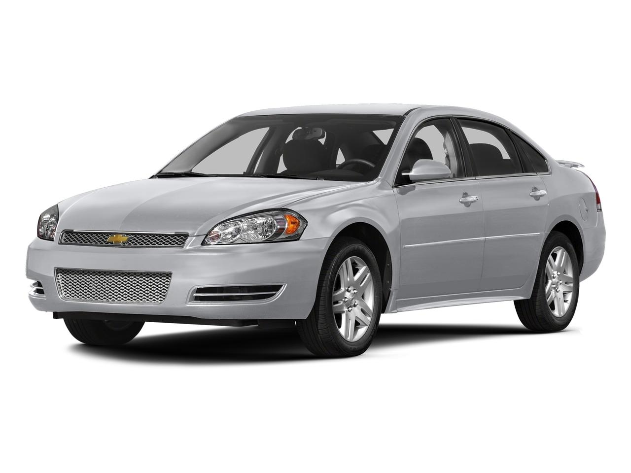 2016 Chevrolet Impala Limited Vehicle Photo in Trinidad, CO 81082