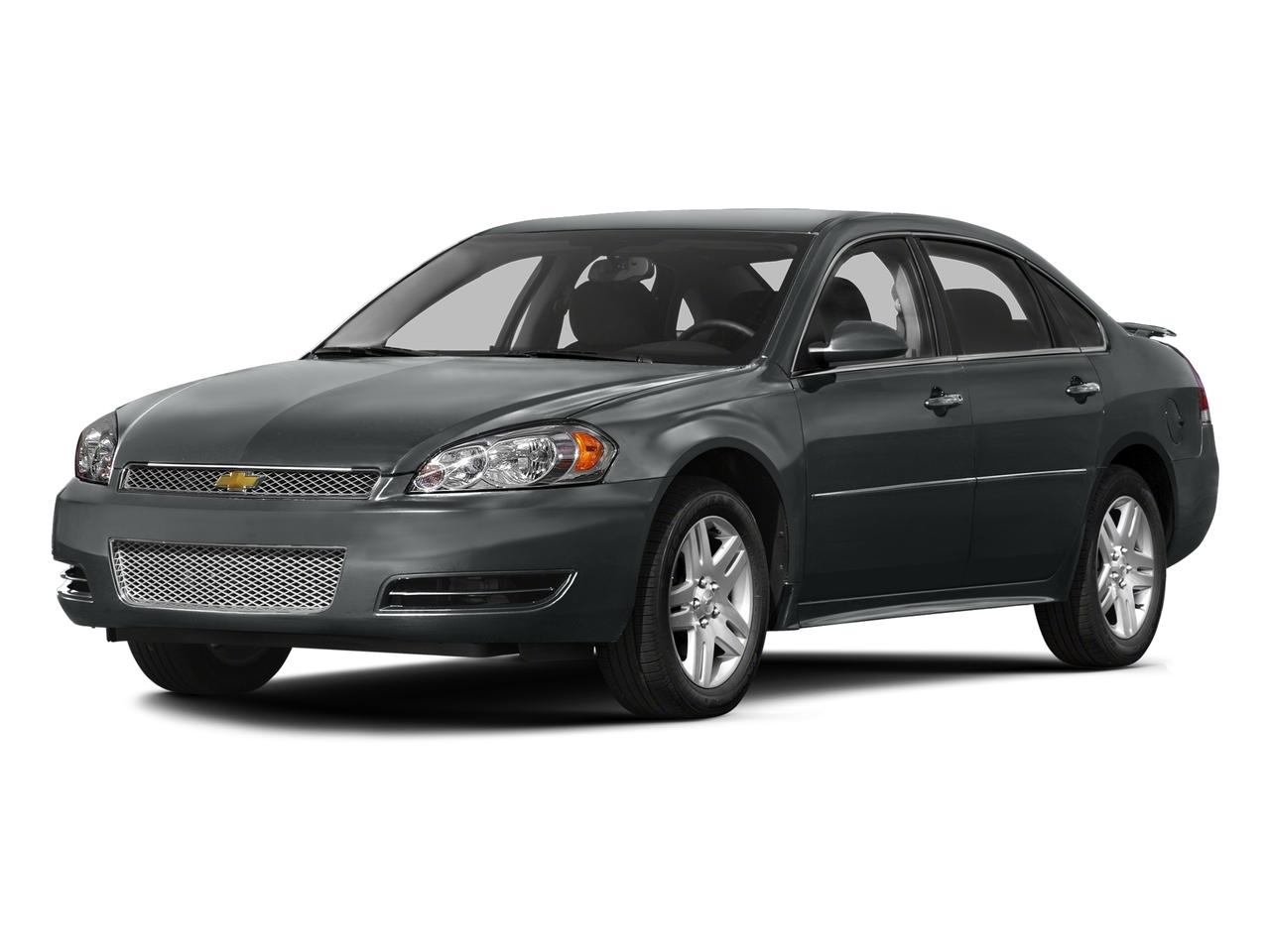 2016 Chevrolet Impala Limited Vehicle Photo in Decatur, IL 62526