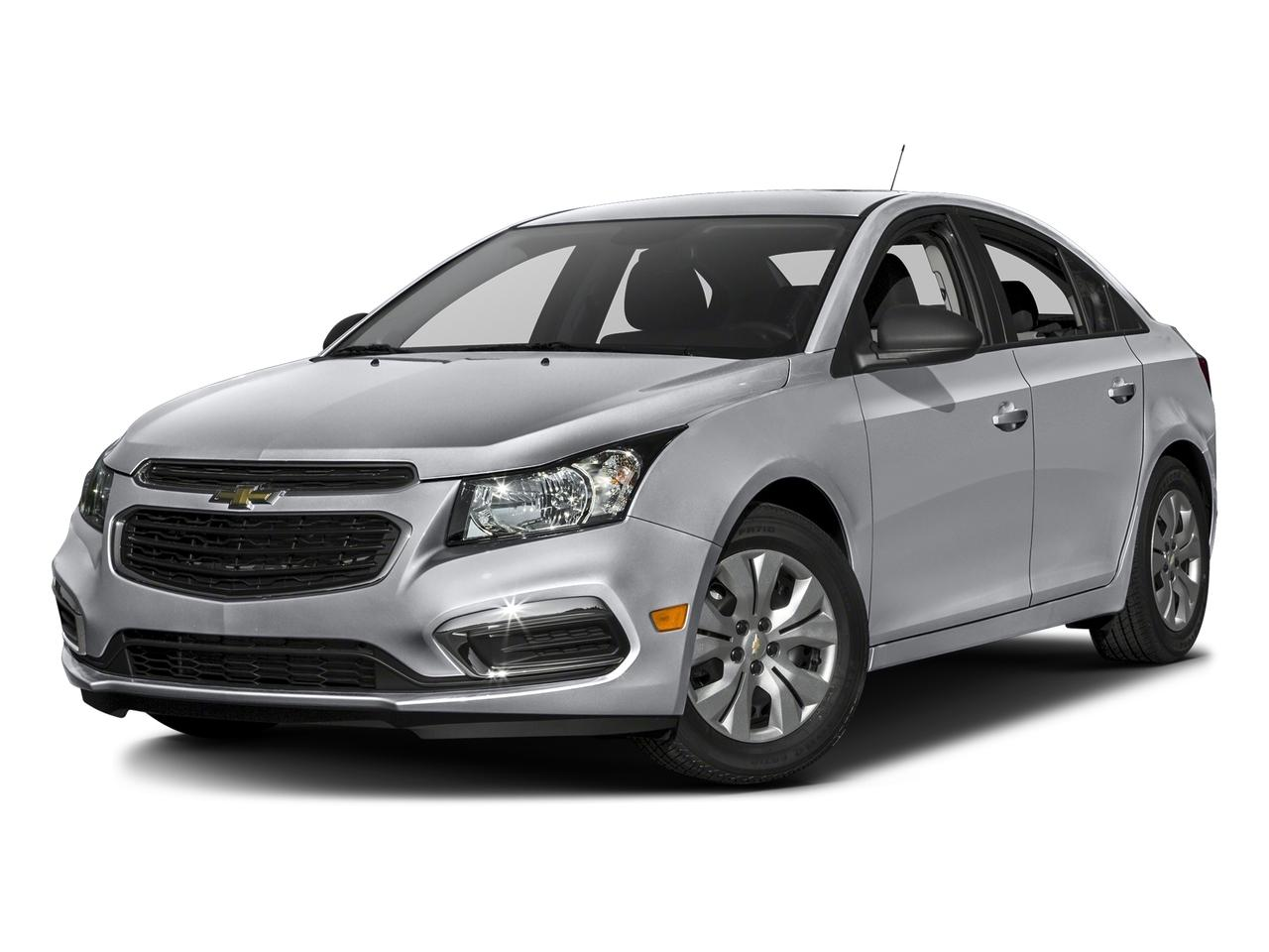 2016 Chevrolet Cruze Limited Vehicle Photo in Joliet, IL 60586