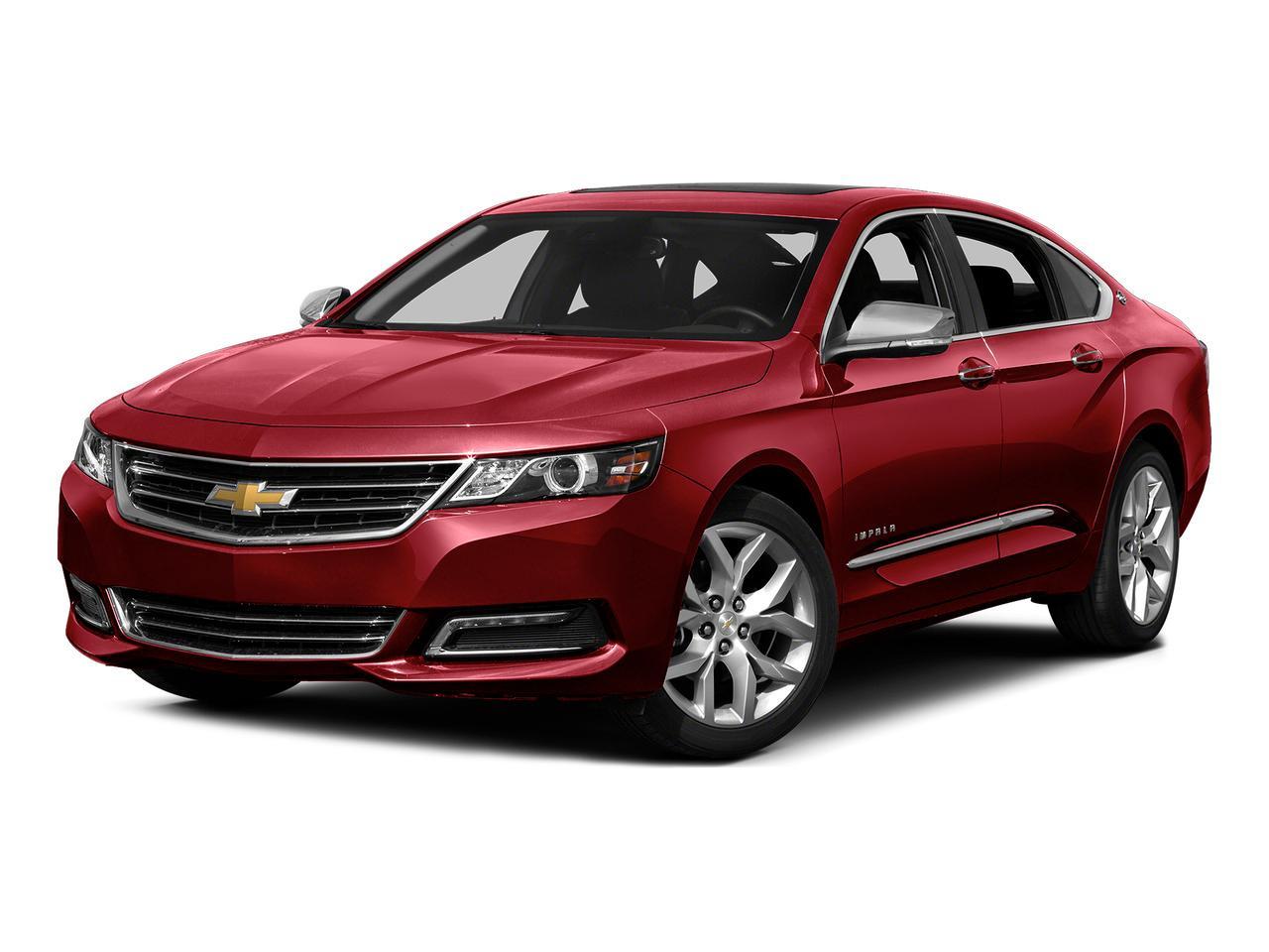 2016 Chevrolet Impala Vehicle Photo in Twin Falls, ID 83301