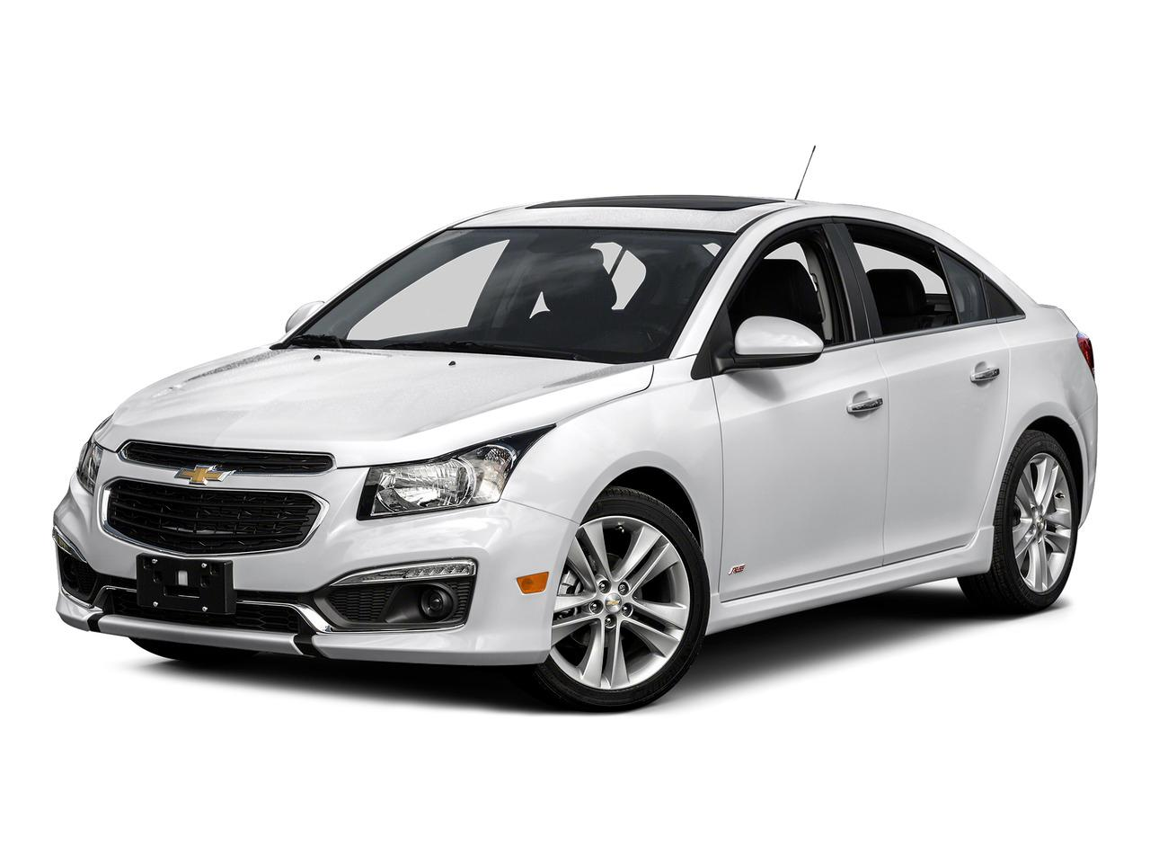 2016 Chevrolet Cruze Limited Vehicle Photo in Safford, AZ 85546