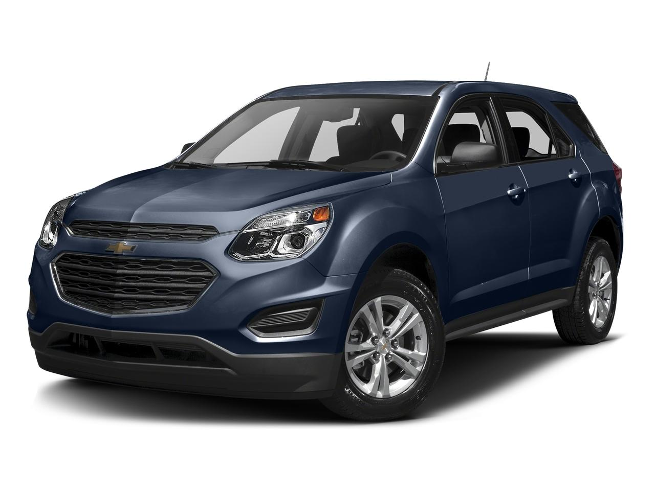 2016 Chevrolet Equinox Vehicle Photo in Joliet, IL 60586