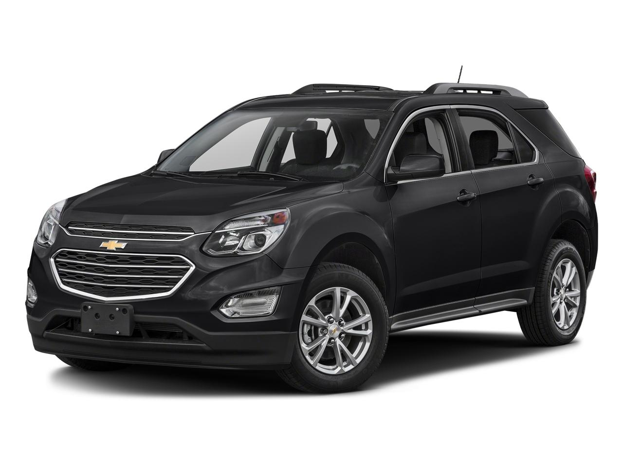 2016 Chevrolet Equinox Vehicle Photo in Vincennes, IN 47591
