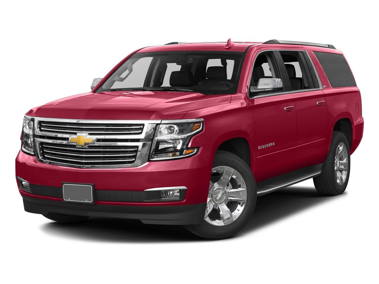 2016 Chevrolet Suburban Vehicle Photo in San Angelo, TX 76901