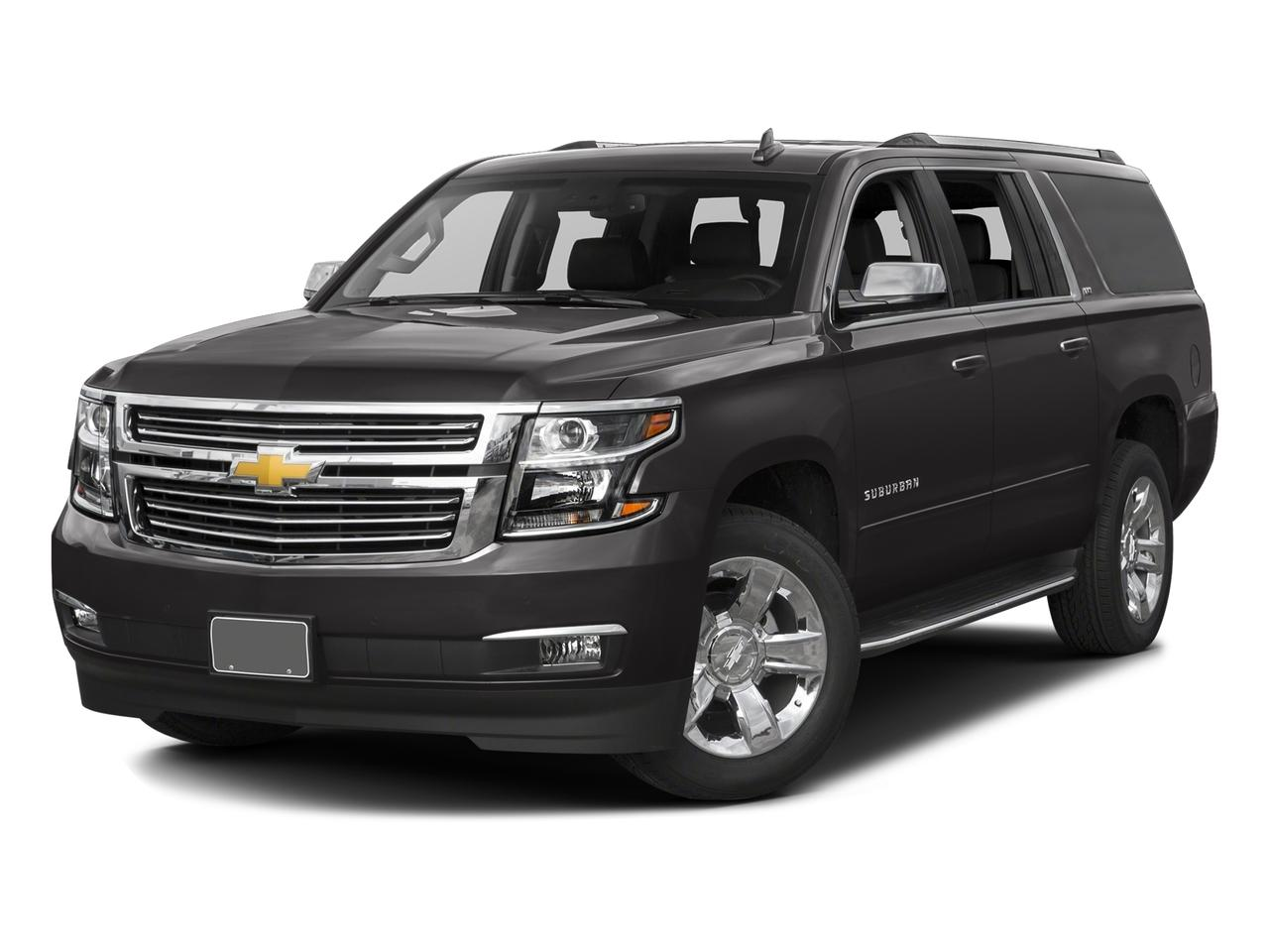 2016 Chevrolet Suburban Vehicle Photo in State College, PA 16801