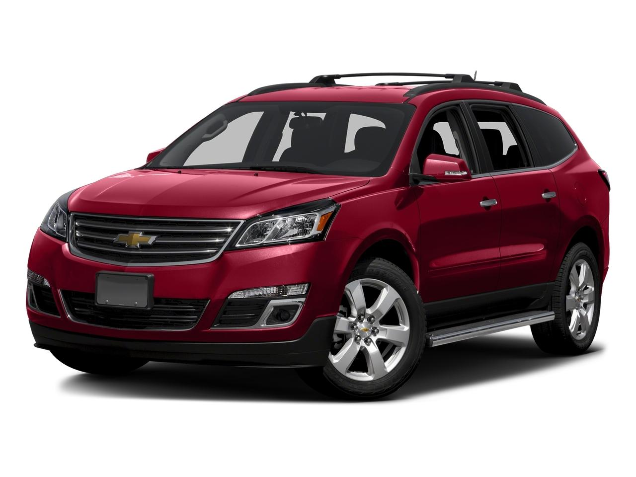 2016 Chevrolet Traverse Vehicle Photo in Plainfield, IL 60586