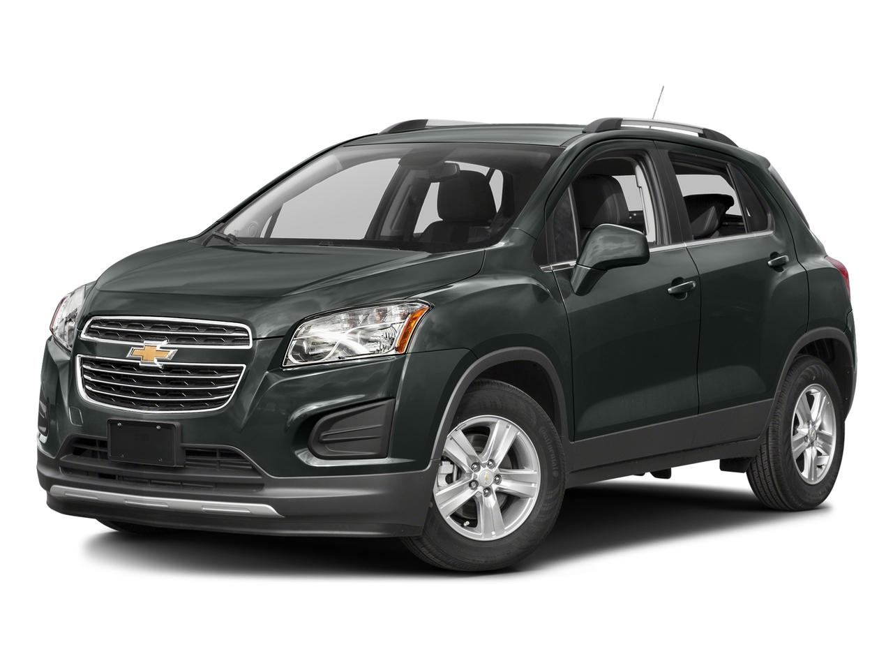2016 Chevrolet Trax Vehicle Photo in Wendell, NC 27591
