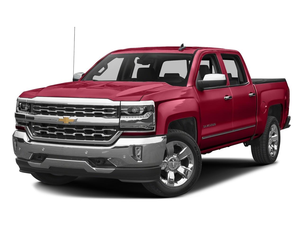 2016 Chevrolet Silverado 1500 Vehicle Photo in Houston, TX 77074