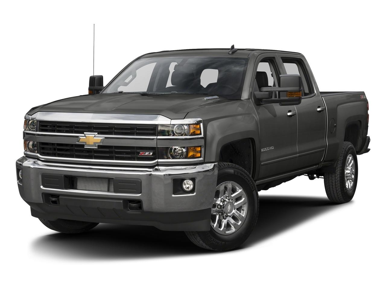 2016 Chevrolet Silverado 2500HD Vehicle Photo in Johnson City, TN 37601