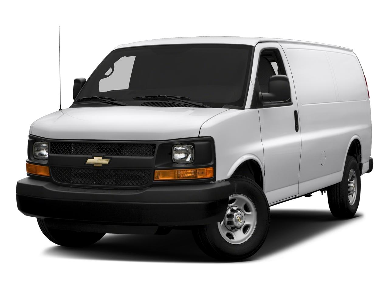 2016 Chevrolet Express Cargo Van Vehicle Photo in Saginaw, MI 48609