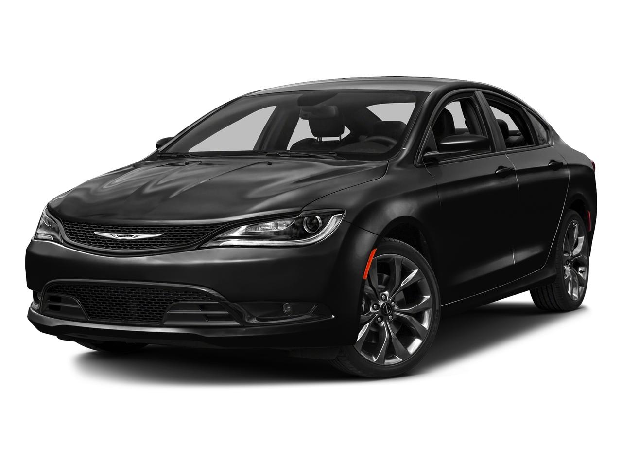 2016 Chrysler 200 Vehicle Photo in San Antonio, TX 78257